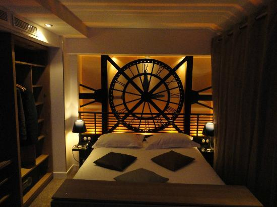 Hotel Design Secret de Paris: Bedroom