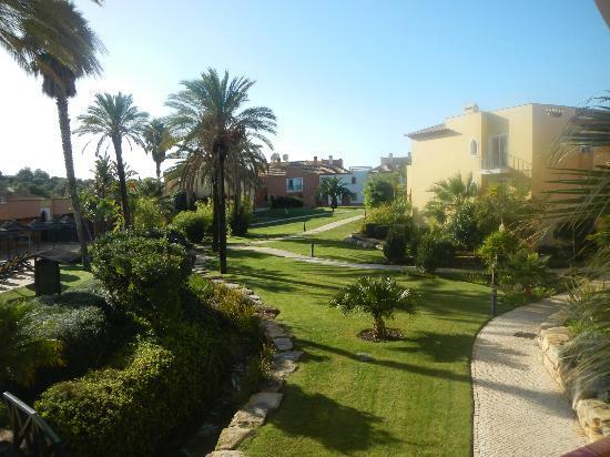 Jardim da Meia Praia : Blick auf die Anlage