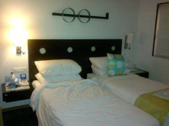 Fortune Inn Sree Kanya: Comfortable beds