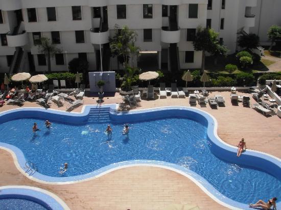 Sunprime Coral Suites: pool