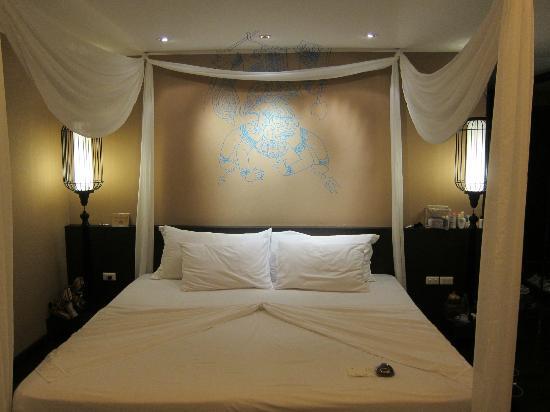 Mantra Samui Resort: bed