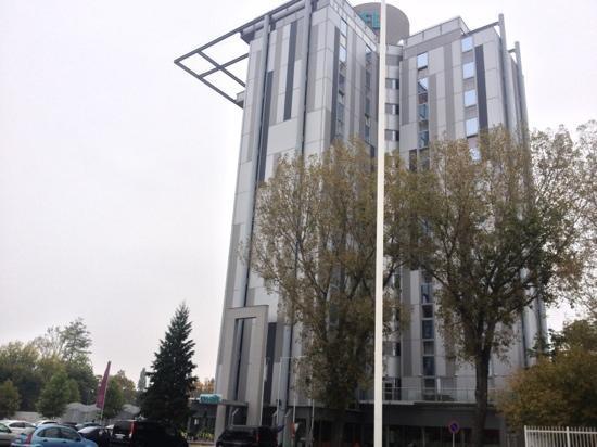 เอ็กโป คองเกรส โฮเต็ล: expo hotel hungary budapest 4