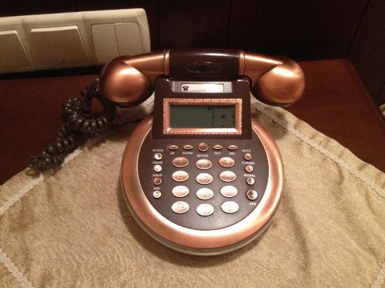 Best Point Hotel: The phone :)