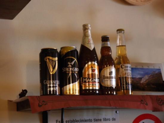 Gastropub Viceversa: beer