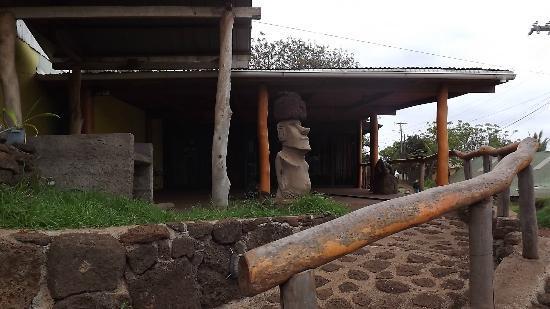 Kopakabana: Frontis Restaurant