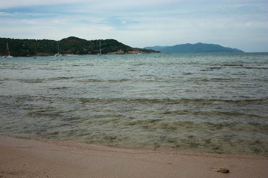 Samui Honey Cottages Beach Resort: choeng mon beach