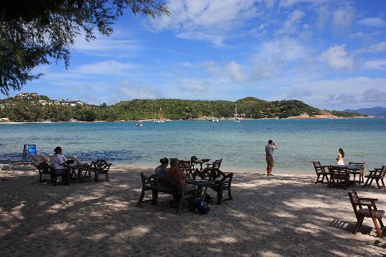 Samui Honey Cottages Beach Resort: Breakfast view