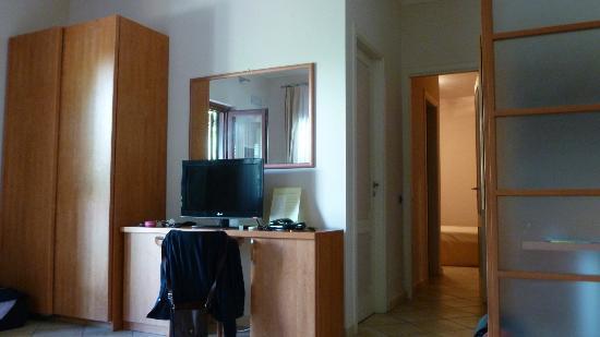 Residence Hotel La Giara: Main living room