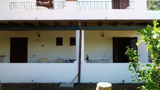 Residence Hotel La Giara: Balcony