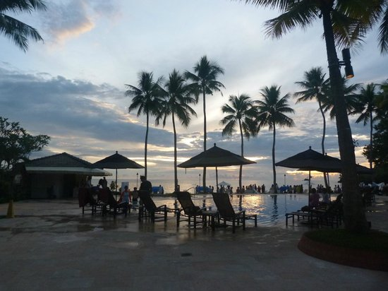 Palau Pacific Resort: lovely area