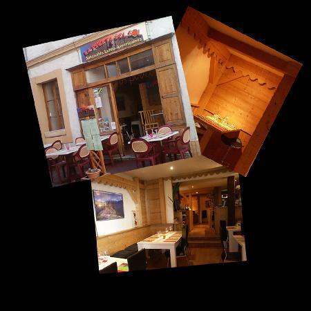 Evian-les-Bains, Prancis: La Puerta del Sol