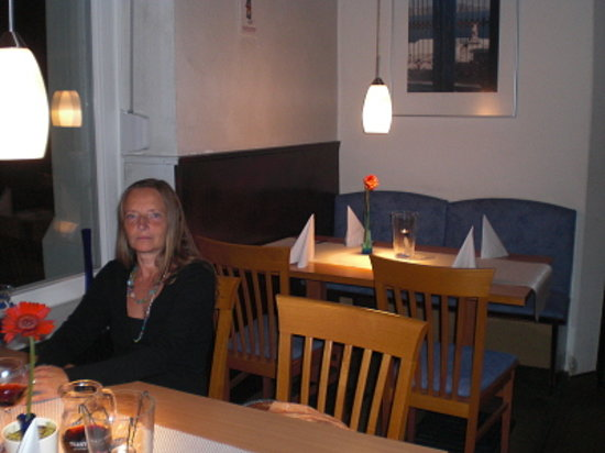 Restaurant Delphi: Ambiente