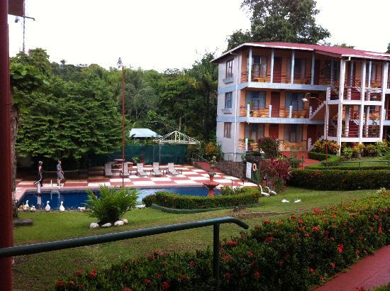 Divisamar Hotel & Casino: Frente del hotel