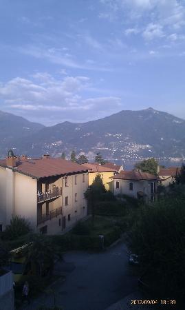 Hotel Sonenga: View to Lake from balcony