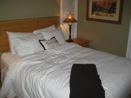 Vancouver House Bed & Breakfast: What's Your Sleep Number?