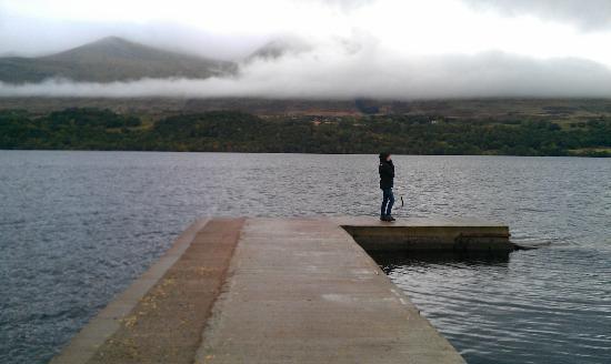 Loch Tay from Ardeonaig Hotel