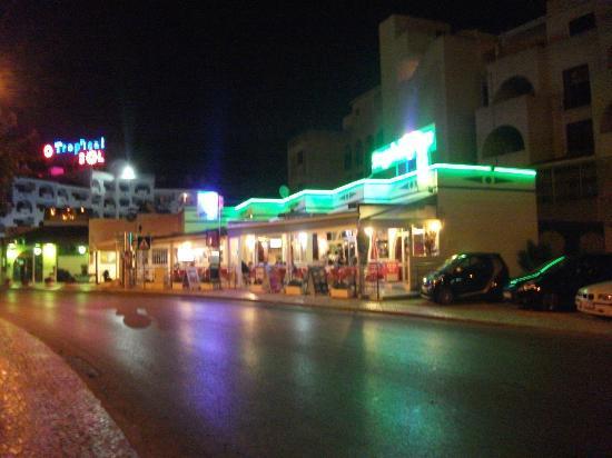 Angelus Bar: The bright lights of Angelu's
