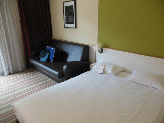 Leonardo Hotel Brugge: La nostra camera