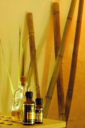 KIroMASAJE: essencial oils