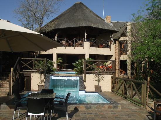 Crocodile Kruger Safari Lodge: The Lodge