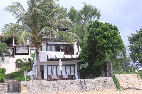 Aleenta Hua Hin Resort & Spa: view of Room 7