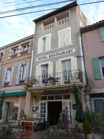 Hotel Restaurant l'Arbre de Mai : Hotel Restaurant 'Abre de Mai
