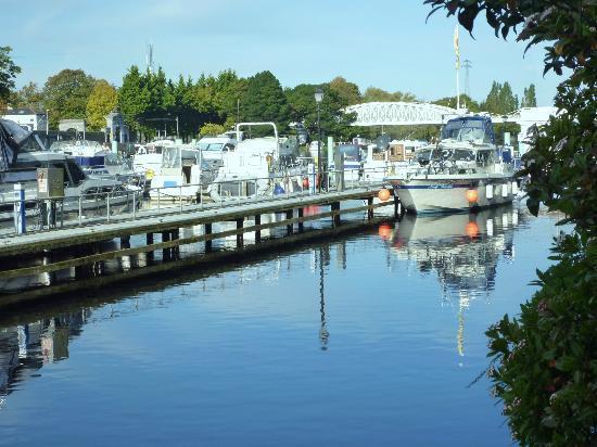 Radisson Blu Hotel, Athlone: Athlone marina