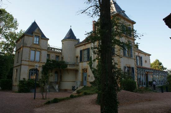 Chateau de Champlong: le chateau -Hotel
