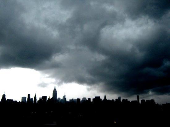 Manhattan Skyline: Armageddon???