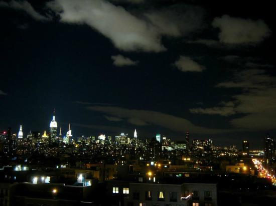 Manhattan Skyline: The view from my window