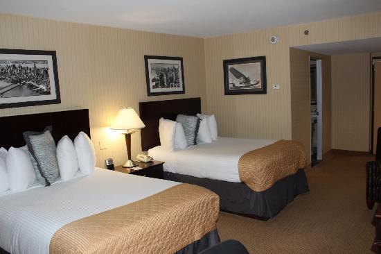 Wyndham Garden Newark Airport: 3 Good Ideas