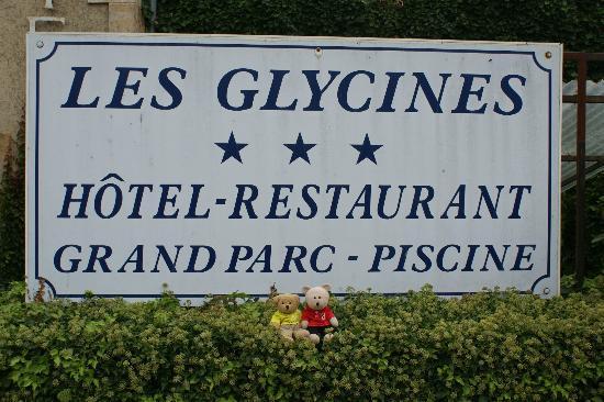Hôtel Les Glycines : Hello !