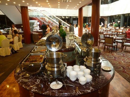 Capital Hotel Beijing: Breakfast buffet