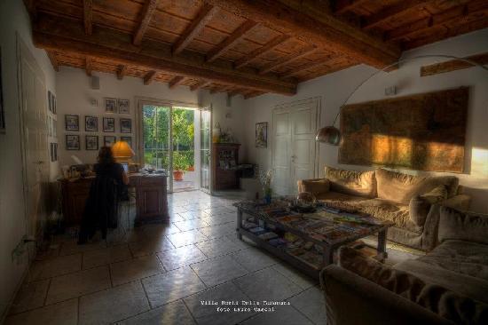 Villa Horti della Fasanara: Reception VHdF