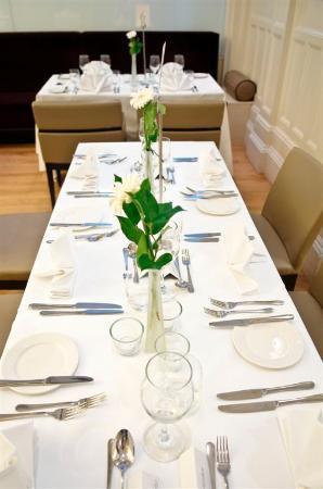 Thistle Holborn, The Kingsley: The Restaurant