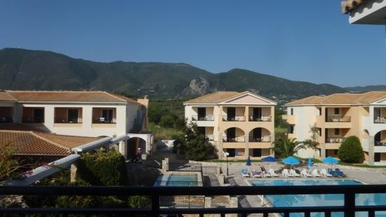Alykanas Village Hotel: veiw from 574