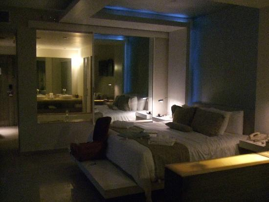 Secrets Silversands Riviera Cancun : The lovely Rooms