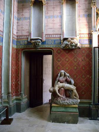 Palais Jacques Coeur décoration