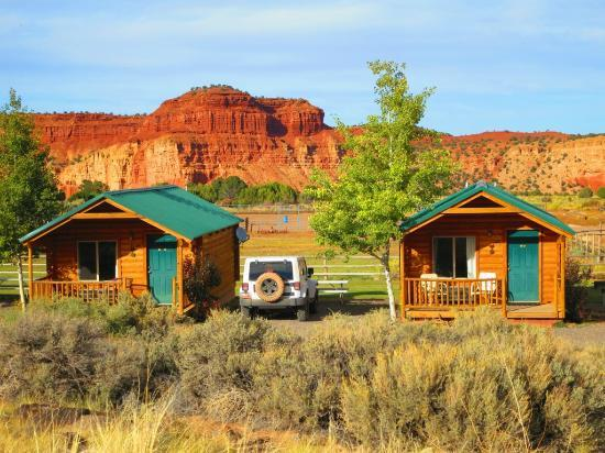 Cowboy Homestead Cabins: Cabin 3 and 4