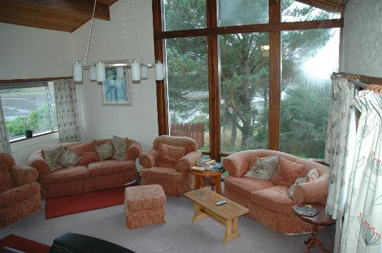 Caladh Guest House: Living room