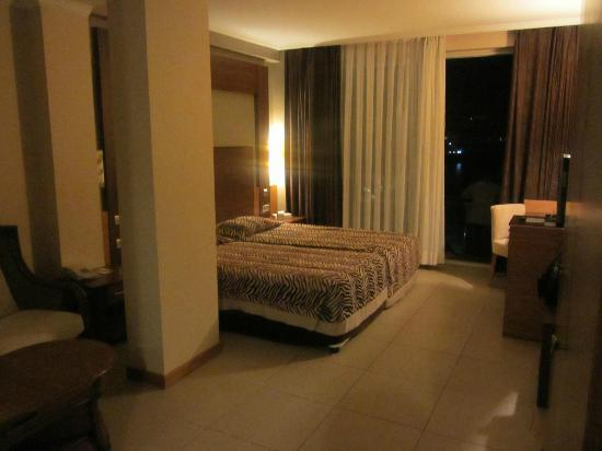 Delta Beach Resort: Deluxe seaview room