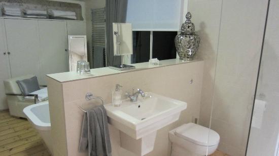 Trinity Hall Bed & Breakfast: Huge bathroom