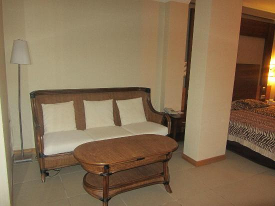 DELTA BEACH RESORT: Room