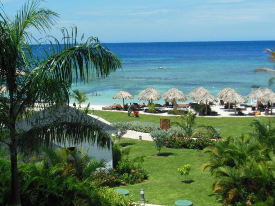Secrets St. James Montego Bay: View from our room!