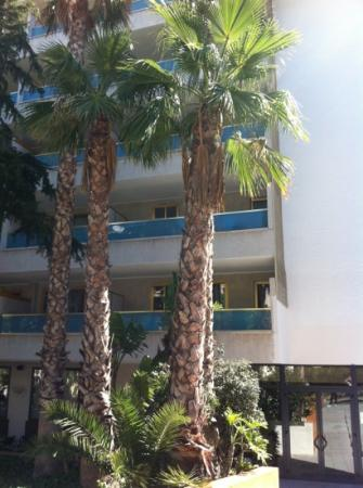 4R Salou Park Resort II: front of hotel