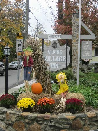 Alpine Village Inn: October 2012