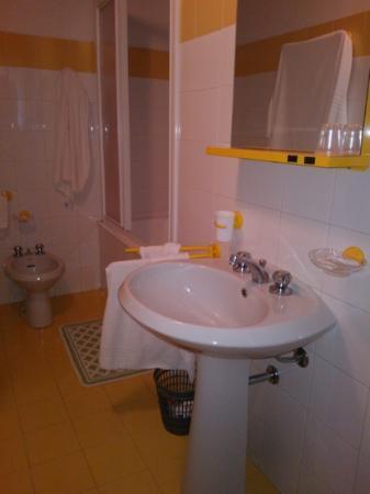 Hotel Villa Anna Maria: bagno