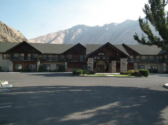 Salmon Rapids Lodge: Hotel