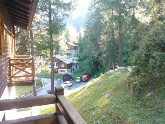 Hotel Villa Anna Maria: balcone
