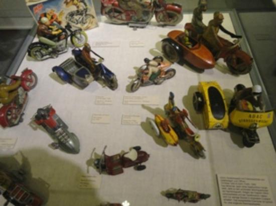 Museen der Stadt Nurnberg: le moto
